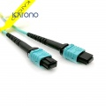 12 Fiber MTP/MPO Fiber Optic Patch Cables